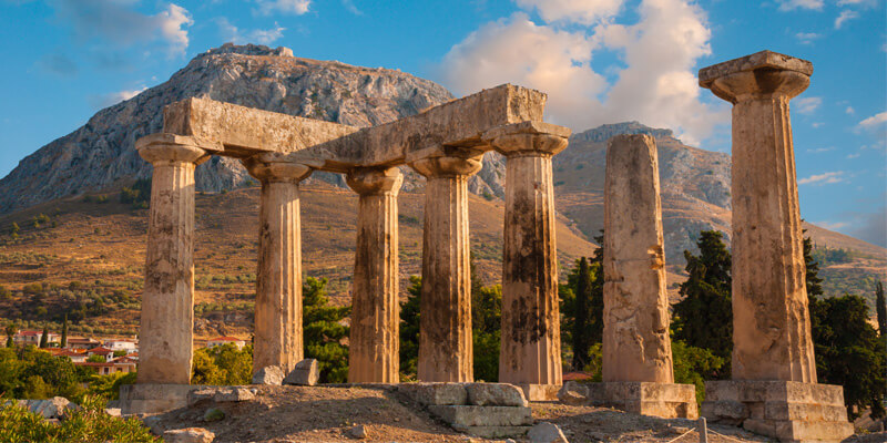 Athens –Ancient Corinth
