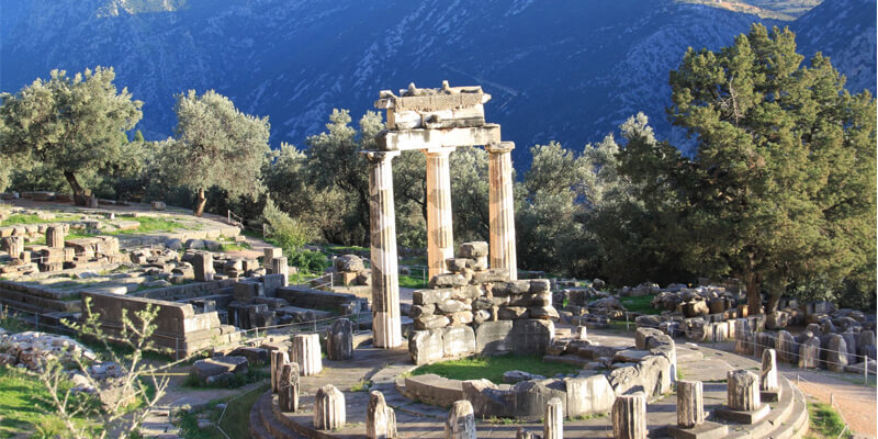 Tour Ancient Cities and Villages of Greece