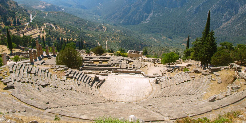 Delphi Greece Private Sightseeing Tours