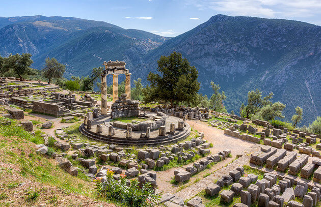 private tours to delphi